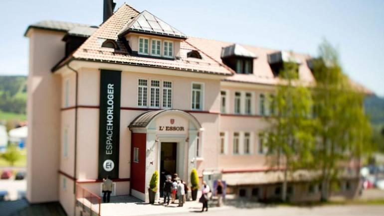 ESPACE HORLOGER (musée)